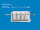 automotive car air filter for Daihatsu Terios Toyota Cami air cleaner 17801-87402