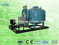 automática de lavado de arena de derivación del filtro utilizado de filtración de agua en la planta de tratamiento
