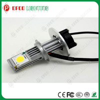 High Power 12-24V 1512 cree 3600lm 50w h7 1800 lm car led bus headlights
