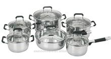 Sa-12023 rena ware 18/8 304 pentolame in acciaio inox set da cucina ingrosso pentole