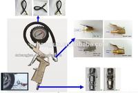 pressure guns, air tool, inflator gauge, pump parts