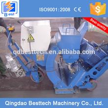 BRTK-420 road surface blasting machine, marble floor polishing machine, floor shot blast machine