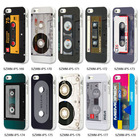 Magnetic designs case cover for iphone 5 5s