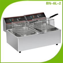BN-6L-2 Electric deep Fryer