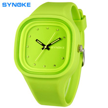 2015 CE approved teenage fashion jelly silicone watch