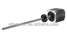 micro hybrid stepper motor linear actuator