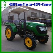 certificado por la ce granja traktor 4x4wd 20hp30hp35hp40hp pequeño tractor de granja para la venta