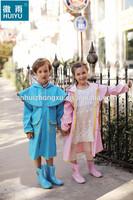 OEM 190t rain safety unisex rain suit poncho plastic waterproof kids ladies long poncho waterproof breathable rain suit