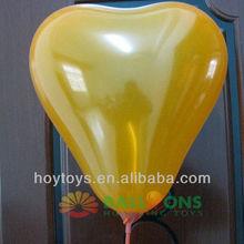 High quality EN71 mix color heart balloons