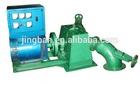 20KW inclined jet micro hydro turbine generator, turgo turbine, mini hydroelectric turbine