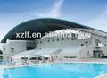 telaio in acciaio inox spazio materiale da costruzione per piscine