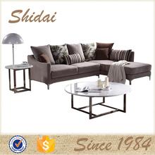 small corner sofa, russian model sofa, new model sofa G191-RE