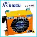 Placa de intercambiado de calor para compresor de aire