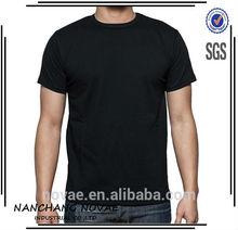 3sixteen Heavyweight T Shirt Black 100%coton short sleeve men's black t-shirt
