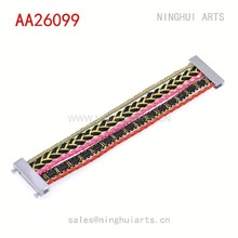 fashion magnetic clasp bracelets hot jewelry trends 2014 direct costume jewelry ch... latest products in market Wholesale