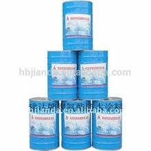 Polyurethane waterproofing coating single/double component