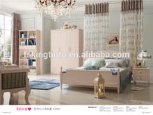 2014 newfashioned branco adulto quartos casa cama móveis guarda-roupa de útil. Romântico