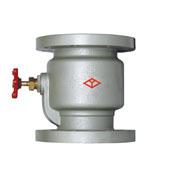 JIS 10K vertical lift check valve
