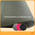 100% de poliéster urdimbre separador de aire 3d tela de malla