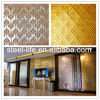 The most popular embossed stainless steel metal decorative sheet