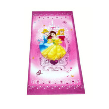 online microfiber customized brand bathing towels for kids