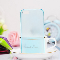 Hot Selling Factory Supplier Plastics Ultrathin 0.55 MM Cheap Mobile Phone Case for Iphone 5/5S