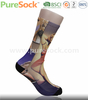 Custom Factory of New 2014 Winter Crew Knee High nylon 2014 anti-slip socks Unisex Socks