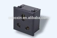 China wholesales South africa wall socket 6A/16A 240V adapter socket