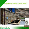 rustic cultural decorative stone wall panel/ rusty culture stone slate tile