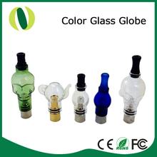 2014 hurricane lantern e cigator glass globe dry herb vaporizer pen