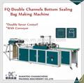Máquina de fazer sacos plásticos de lixo/máquina de fazer saco pesado dever/saco inferior do selo que faz a maquinaria pesada