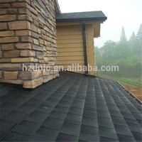 Laminated standard asphalt roofing shingles
