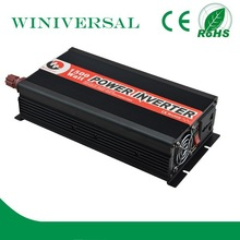 1500W Inverter with Durative Output Power of 1,500W, 12V DC to 220V AC, 50-60Hz Frequency
