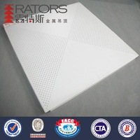 Insulated ceiling tiles for interior decoration