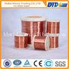 High quality pure copper wire pure copper wire(manufacturer)