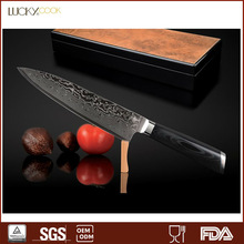 8 Inch Damascus Professional Kitchen Chef Knife