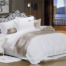 Hot Design Hotel Bedding Set,100% Cotton Bed Sheets,Bedding