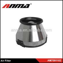 Universal lawn mower air filter