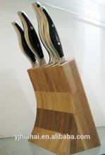 low price selling !! Japanese 4pcs knife block set/4pcs knife block set/4pcs knives with high-quality forged handle