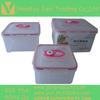 Non toxic airtight plastic food storage container