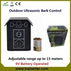 4 levels Outdoor Durable Ultrasonic dog bark control