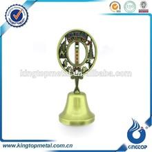 custom souvenir bell,personalized small brass bells