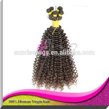 Factory price wholesale100% virgin brazilian human hair weft hand tied hair weft