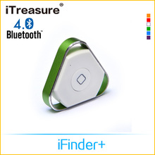 iTreasure latest pet gps locator for cats & dog anti-theft alarm security system