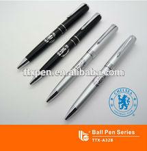 2014 Newest model metal ball pen, logo ball pen
