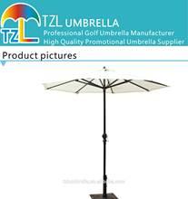 Banana Hanging Outdoor/Patio/Garden Umbrella