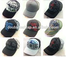 Big discount Custom logo 5 panel snapback caps/ trucker caps and hats
