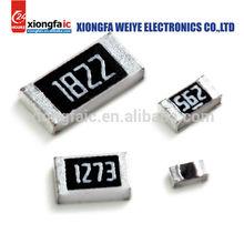 SMD Resistors ,2512 2010 1812 1210 1206 0805 0603 0402 0201