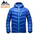 Personnalisé de haute qualité d'hiver des hommes manteau de duvet