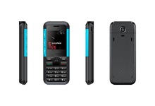 Fashion cheapest dual sim Mini phone mini5310 1.44inch GSM quadband in South America market